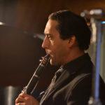 Anthony Thompson, clarinet Photo: Nicola Betts