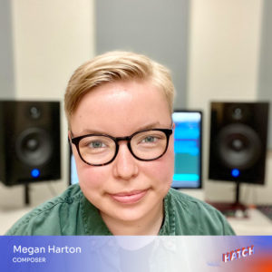 Megan Harton, composer